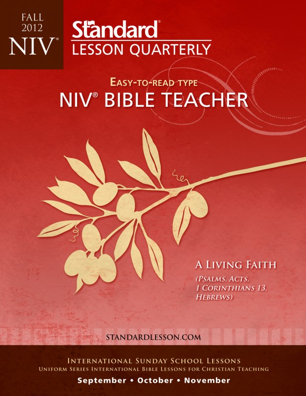 Quarterly bible study resources