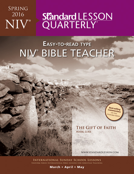 NIV<sup>®</sup> Bible Teacher