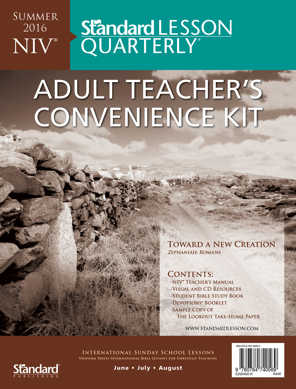 NIV<sup>®</sup> Teacher's Convenience Kit