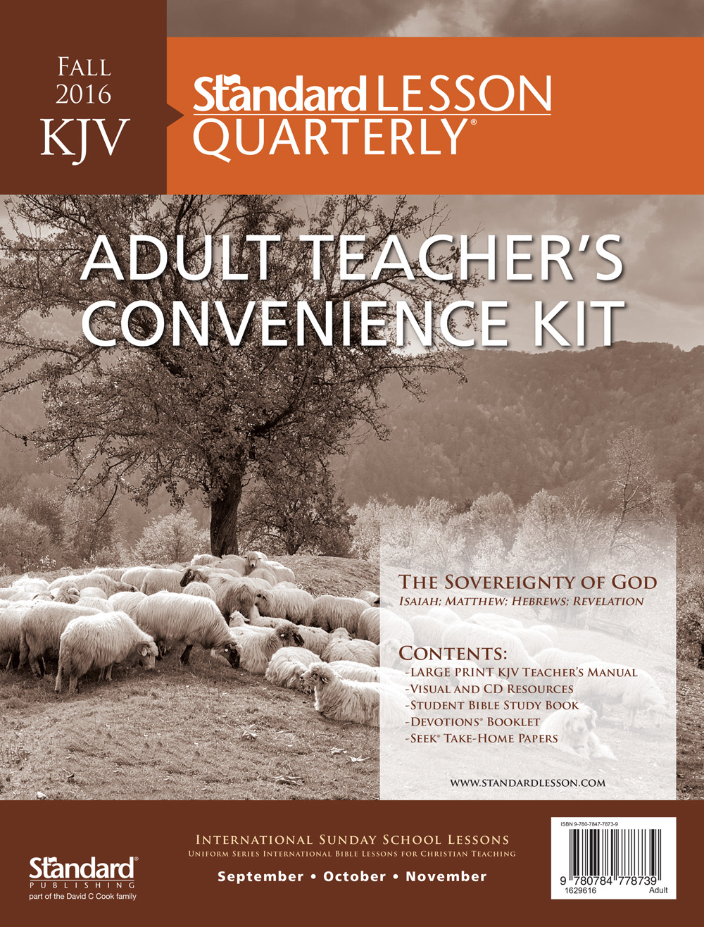 KJV Teacher's Convenience Kit
