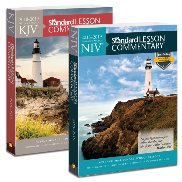 Standard lesson commentary standard lesson annual bible commentary fandeluxe Gallery