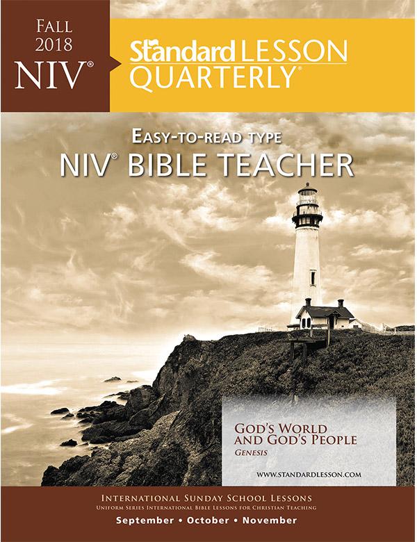 Quarterly bible study resources