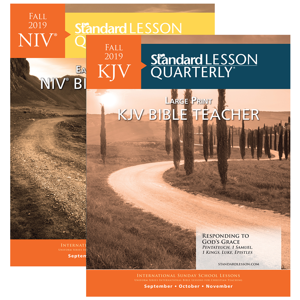 Standard Lesson Quarterly | Standard Lesson