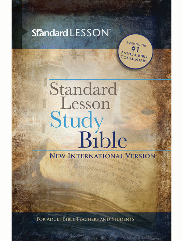 Adult Sunday School Lessons Bible Studies | Standard Lesson